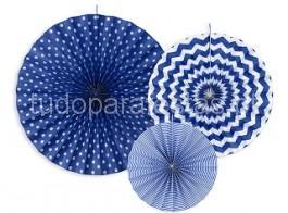rosetas azul royal