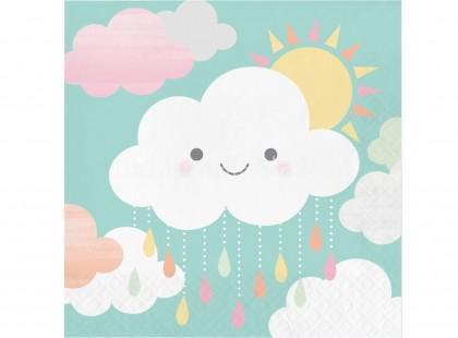 chuva de amor guardanapos