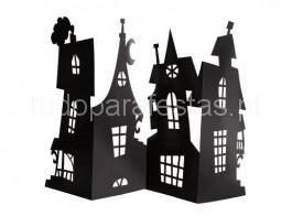 halloween centro mesa castelo
