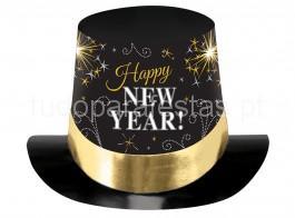 ano novo chapeu