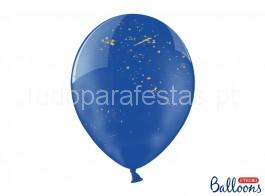 party balao splash azul