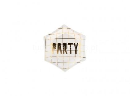 party prato party 12.5cm