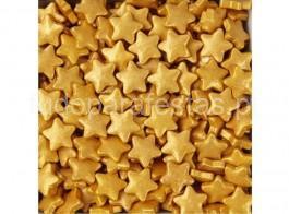 açucar estrelas douradas