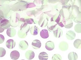 iridescente confettis