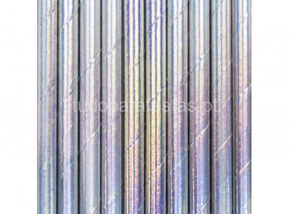 iridescente palhinhas 2