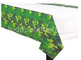 camuflagem toalha