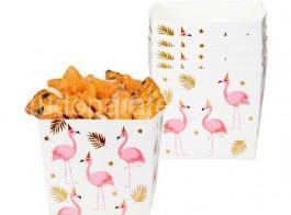 flamingo caixas
