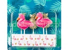 flamingo velas