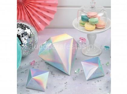 iridescente diamantes