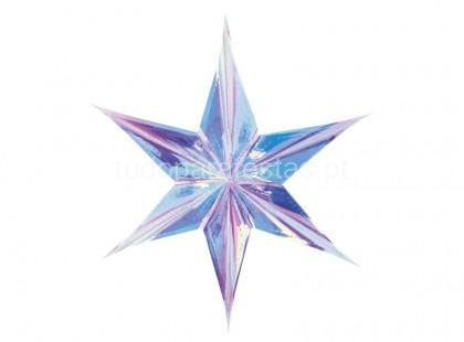 iridescente estrela