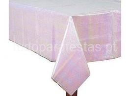 iridescente toalha