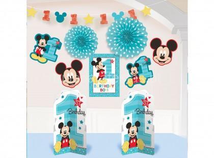 mickey 1ano kit decoraçao