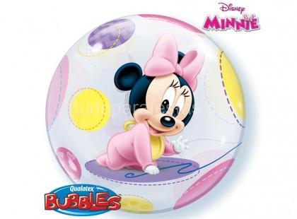 minnie bebe bubble