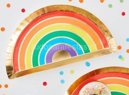 arco iris pratos