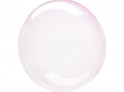orbz cristal rosa claro