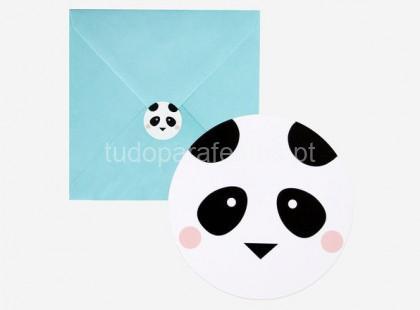 panda convites