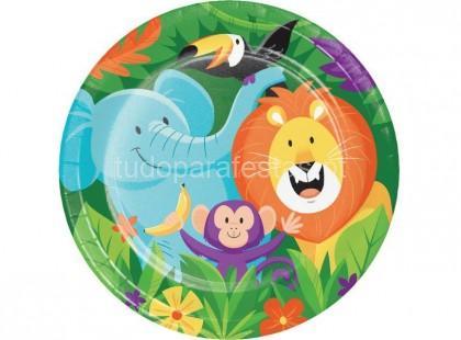 selva safari prato 22cm