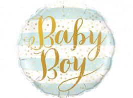 bebe balao baby boy azul