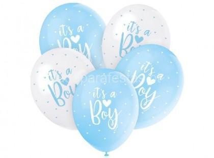 bebe balao latex its a boy