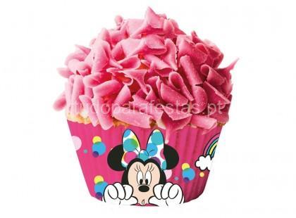 minnie capsulas cupcake