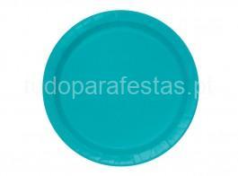 azul tiffany prato 17cm