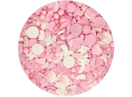 bebe açucar sprinkles rosa