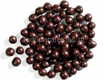 bolinhas chocolate negro