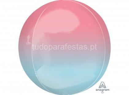 orbz rosa e azul