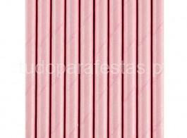 palhinhas rosa claro
