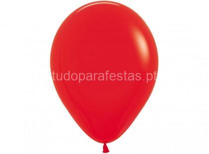 vermelho balao latex 12'