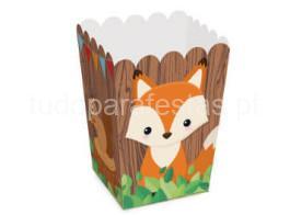 bosque caixa pipoca