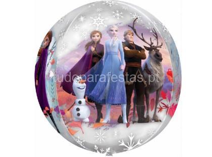 frozen 2 bubble