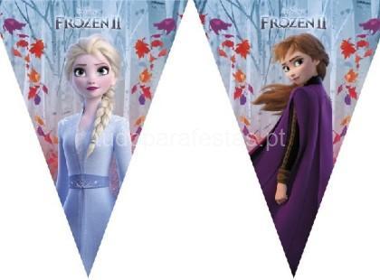 frozen 2 faixa triangular