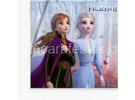 frozen 2 guardanapos