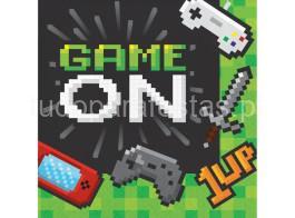 gaming guardanapo