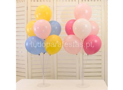baloes centro mesa
