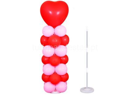 baloes estrutura coluna