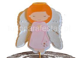 batizado menina anjo