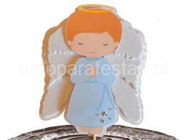 batizado menino anjo
