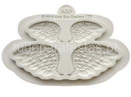 batizado molde asas
