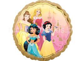 princesas balao 43cm