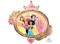 princesas balao 86x81cm