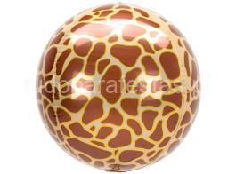 selva orbz girafa
