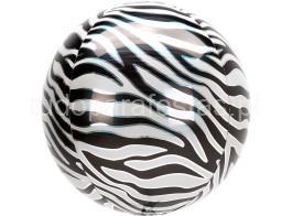 selva orbz zebra