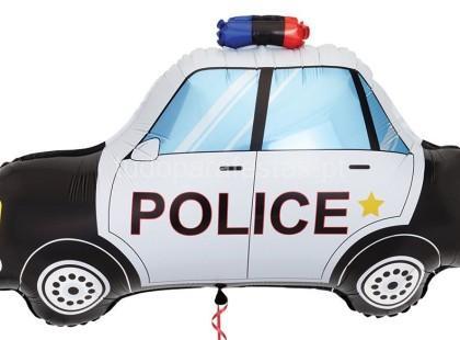 veiculo balao policia