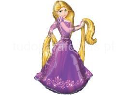 princesas balao rapunzel