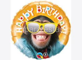 selva balao macaco com oculos