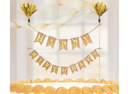 topper kraft happy birthday