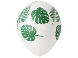 tropical balao latex leaves