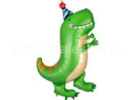dinossauro balao 86cm